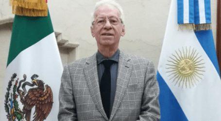 Παραιτήθηκε «για λόγους υγείας» ο πρέσβης του Μεξικού στην Αργεντινή