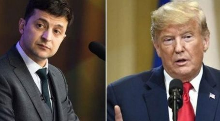 Σταμάτησε η στρατιωτική βοήθεια των ΗΠΑ στην Ουκρανία μετά τη συνδιάλεξη των προέδρων Τραμπ-Ζελένσκι