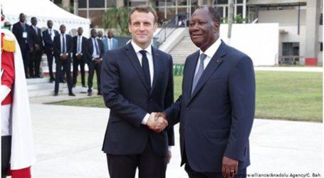 Ο πρόεδρος Μακρόν χαρακτήρισε την αποικιοκρατία στην Αφρική ως «σοβαρό λάθος»