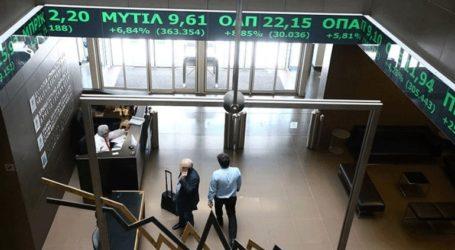 Σε νέα υψηλά 58 μηνών η αγορά, κλείσιμο με κέρδη 2,29%