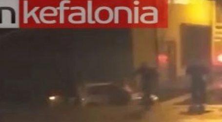 Κυλλήνη: Αυτοκίνητο έπεσε στη θάλασσα