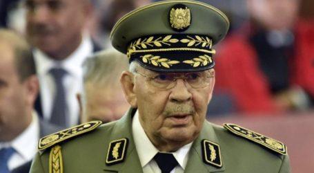 Πέθανε ο αρχηγός του επιτελείου στρατού Άχμεντ Γκάιντ Σάλαχ