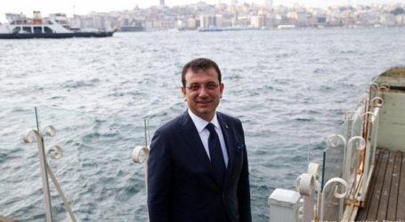 Έξι μήνες δήμαρχος Κωνσταντινούπολης ο Ιμάμογλου