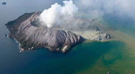 Τερματίστηκαν οι έρευνες για τους δύο αγνοούμενους της ηφαιστειακής έκρηξης στο Νησί Γουάιτ