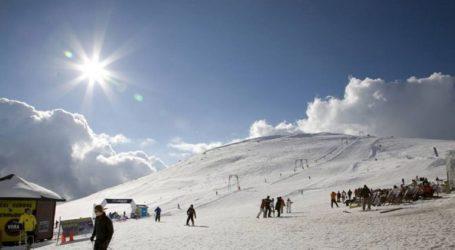 Κλειστό λόγω χιονοθύελλας το χιονοδρομικό κέντρο Βόρας