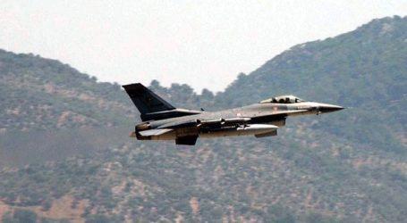 Υπερπτήσεις τουρκικών F-16 πάνω από τη νήσο Ρω