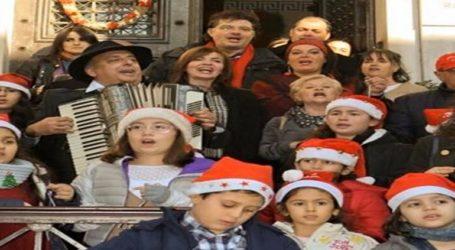 Χριστούγεννα στην καρδιά της Κωνσταντινούπολης