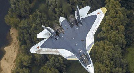 Ρωσικό μαχητικό Su-57 συνετρίβη κατά τη διάρκεια εκπαιδευτικής πτήσης