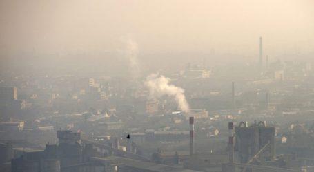 Η ατμοσφαιρική ρύπανση «θηλιά» για τις μεγάλες πόλεις