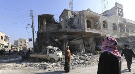 Νεκροί 10 άμαχοι από βομβαρδισμούς στην Ιντλίμπ