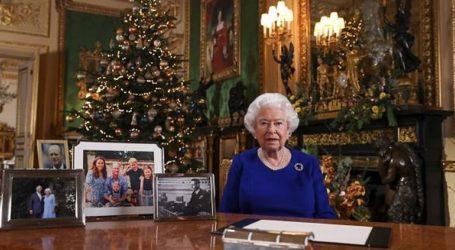 Το χριστουγεννιάτικο μήνυμα της βασίλισσας Ελισάβετ