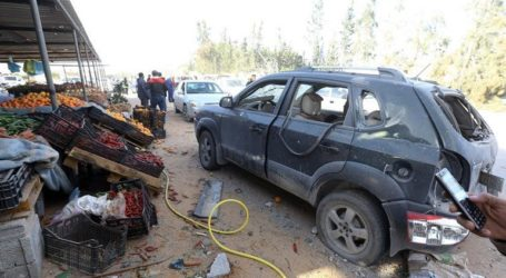 Τέσσερις άμαχοι σκοτώθηκαν από ρουκέτα στη Λιβύη