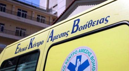 Ένας νεκρός και ένας τραυματίας από σύγκρουση αγροτικού με λεωφορείο