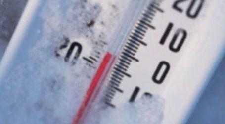 Υπό το μηδέν οι θερμοκρασίες ανήμερα των Χριστουγέννων στα ορεινά της χώρας