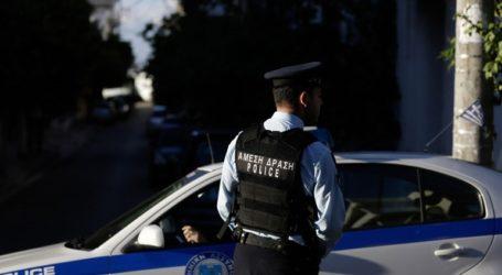Σύλληψη δύο ανδρών που διέπρατταν ληστείες και κλοπές