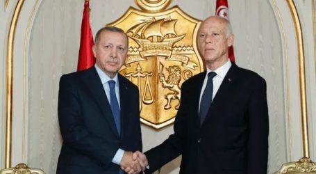 Συνεργασία Ερντογάν – Σαγιέντ για την επίλυση της κρίσης στη Λιβύη