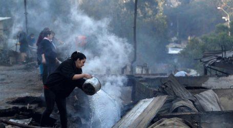 Πυρκαγιά κατέστρεψε 150 σπίτια στο Βαλπαραΐσο