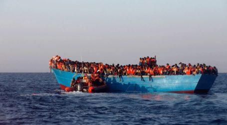 Μεγάλη μείωση στις αφίξεις μεταναστών από τη θάλασσα