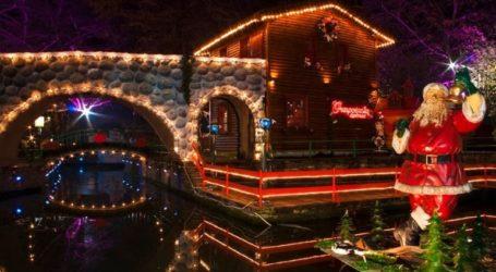 Οι τουριστικοί προορισμοί «κλέβουν» την παράσταση των χριστουγεννιάτικων διακοπών