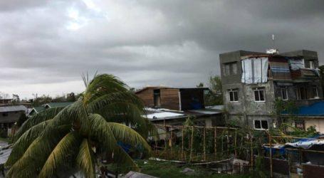 Τουλάχιστον 16 νεκροί από τον τυφώνα Φανφόν