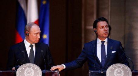 Μόσχα και Ρώμη απευθύνουν έκκληση για ειρηνική επίλυση της κρίσης στη Λιβύη