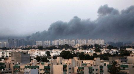 Τουλάχιστον δύο νεκροί και 20 τραυματίες σε αεροπορικό βομβαρδισμό