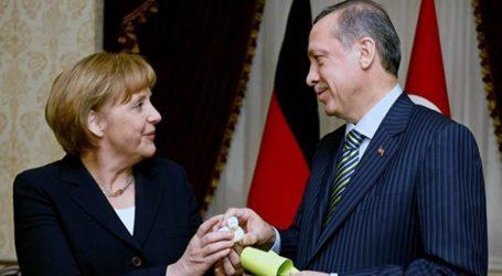 Βαλίτσες για την Τουρκία ετοιμάζει η Μέρκελ