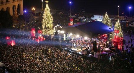 Οι τουρίστες προτιμούν τη Θεσσαλονίκη την Πρωτοχρονιά