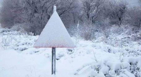 Τα πρώτα χιόνια σε περιοχές με χαμηλό υψόμετρο στην Αττική μπορεί να φέρει η «Ζηνοβία»