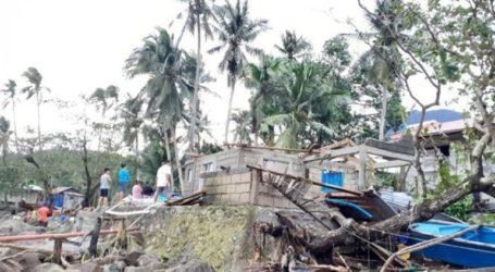 Τους 28 έφτασαν οι νεκροί από τον τυφώνα Φανφόν