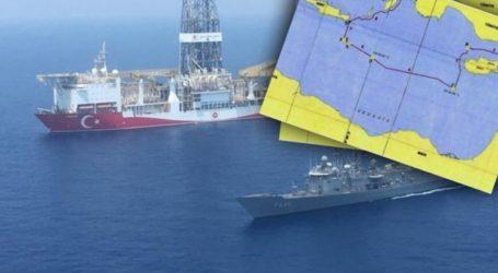 Περικυκλώνει την Ανατολική Μεσόγειο ο Ερντογάν