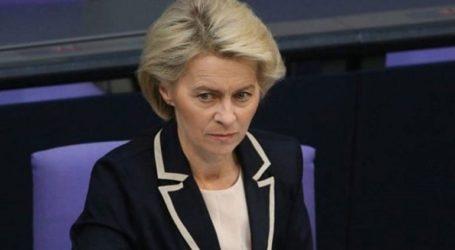 Ανησυχία της προέδρου της Ευρωπαϊκής Επιτροπής για το Brexit