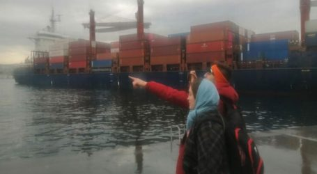 Πλοίο προσέκρουσε στην ακτή του Βοσπόρου