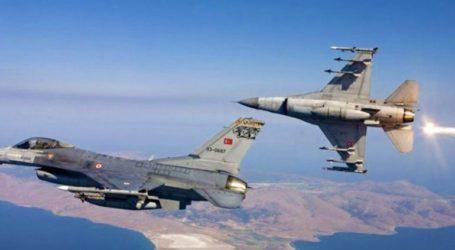 Νέες πτήσεις τουρκικών αεροσκαφών πάνω από την Παναγιά και τις Οινούσες