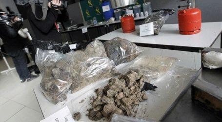 Τόνοι κοκαΐνης βρέθηκαν μέσα σε εμπορευματοκιβώτια με αλεύρι σόγιας