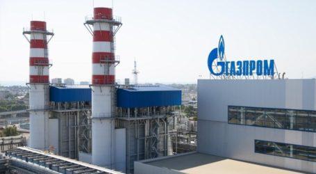 Η ρωσική Gazprom πλήρωσε 2,9 δισ. δολάρια στην Ουκρανία για το φυσικό αέριο