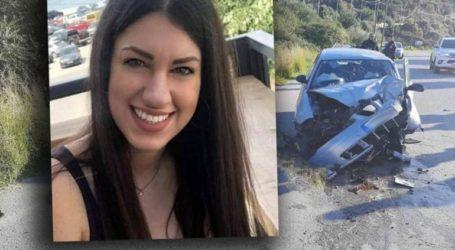 Σήμερα το «τελευταίο αντίο» στην 26χρονη που σκοτώθηκε σε τροχαίο στην Ηγουμενίτσα