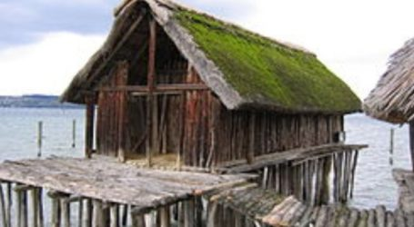 Η προϊστορική ζωή σε ξύλινες κατοικίες, αντικείμενο έκθεσης