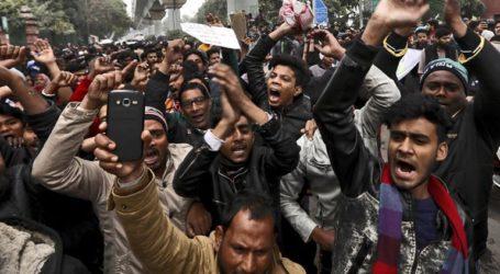 Υπέρ της αστυνομικής βίας τοπικός πρωθυπουργός για την καταστολή των διαδηλώσεων