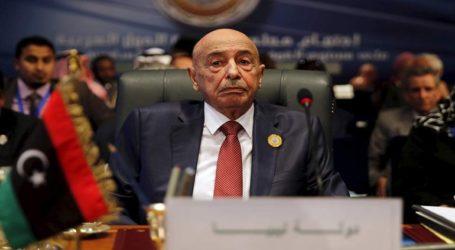 Ο πρόεδρος της Βουλής της Λιβύης καλεί τη διεθνή κοινότητα να αποσύρει τη νομιμότητα της κυβέρνησης στην Τρίπολη