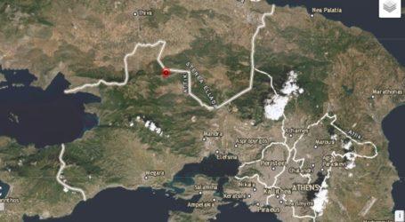 Σεισμός 3,8 Ριχτερ στην Αττική