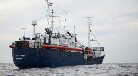 32 μετανάστες που διασώθηκαν από το πλοίο Alan Kurdi θα αποβιβαστούν σε λιμάνι της Σικελίας