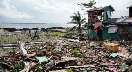 Στους 41 ανέρχονται οι νεκροί από τον τυφώνα Φανφόν στις Φιλιππίνες