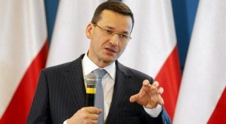 Ο πρωθυπουργός της Πολωνίας κατηγορεί τον ρώσο πρόεδρο Βλαντίμιρ Πούτιν ότι «ψεύδεται»