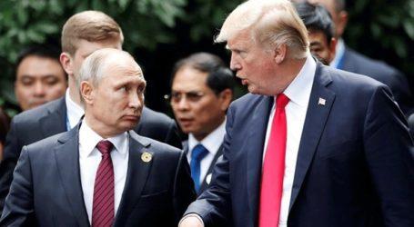 Τηλεφωνική επικοινωνία Πούτιν – Τραμπ για τρομοκρατία και εξοπλισμούς