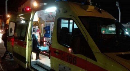 Τροχαίο ατύχημα με έναν τραυματία στη Νέα Φιλαδέλφεια