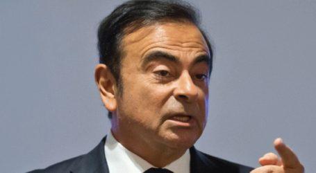 Ο πρώην πρόεδρος της Nissan Κάρλος Γκοσν επιβεβαιώνει ότι δεν είναι πλέον «όμηρος»