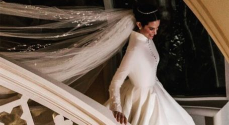 Κώστας Καίσαρης: Ο λαμπερός γάμος της κόρης του με τον Thomas Persy