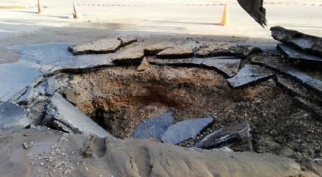 Χωρίς νερό τμήμα του κέντρου της Λάρισας – Βλάβη σε κεντρικό αγωγό ύδρευσης