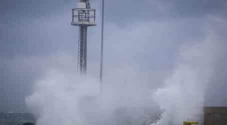 Νέο δελτίο καιρού από το Λιμεναρχείο Βόλου – Έως 9 μποφόρ οι άνεμοι